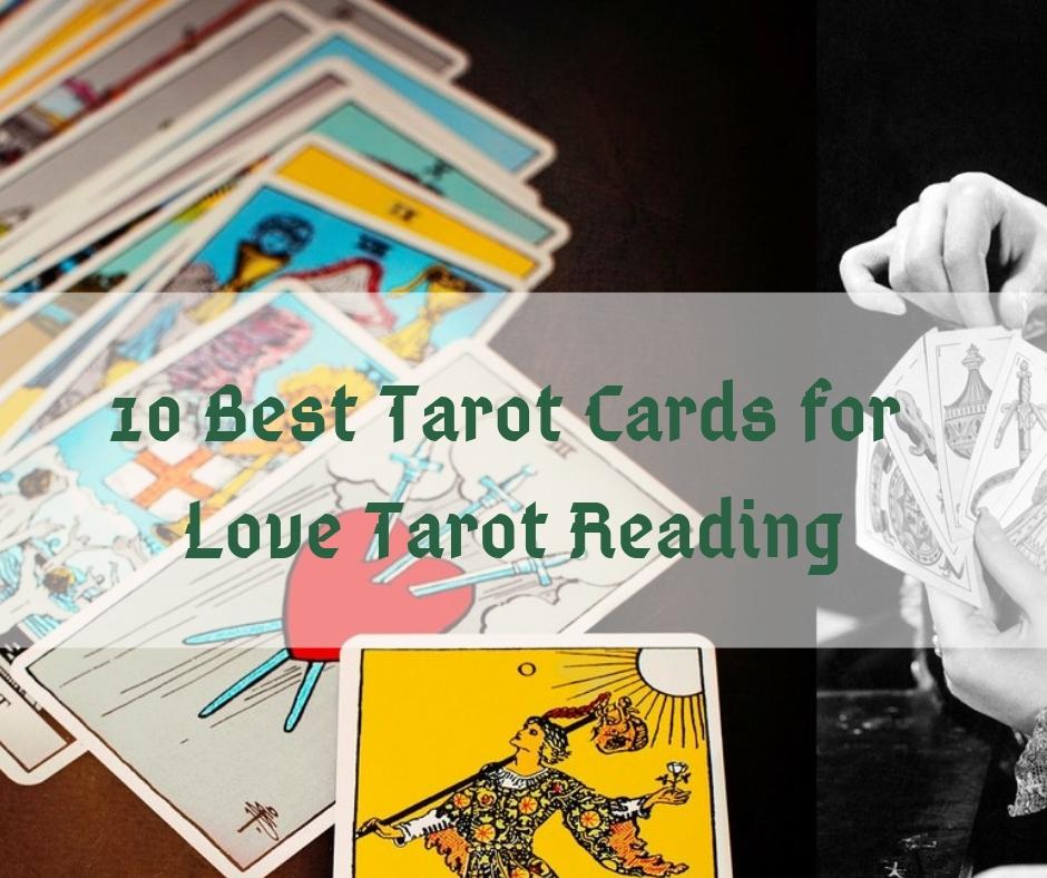 10 Best Tarot Cards for Love Tarot Reading - City Gold Media