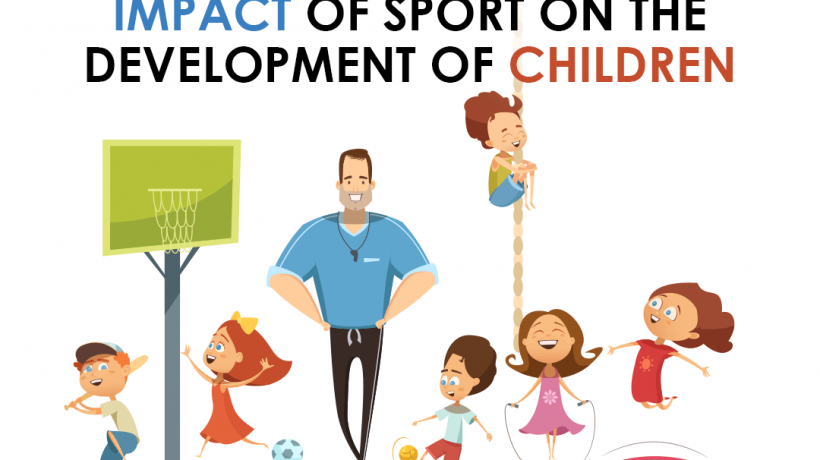 Power of sport on the development of children