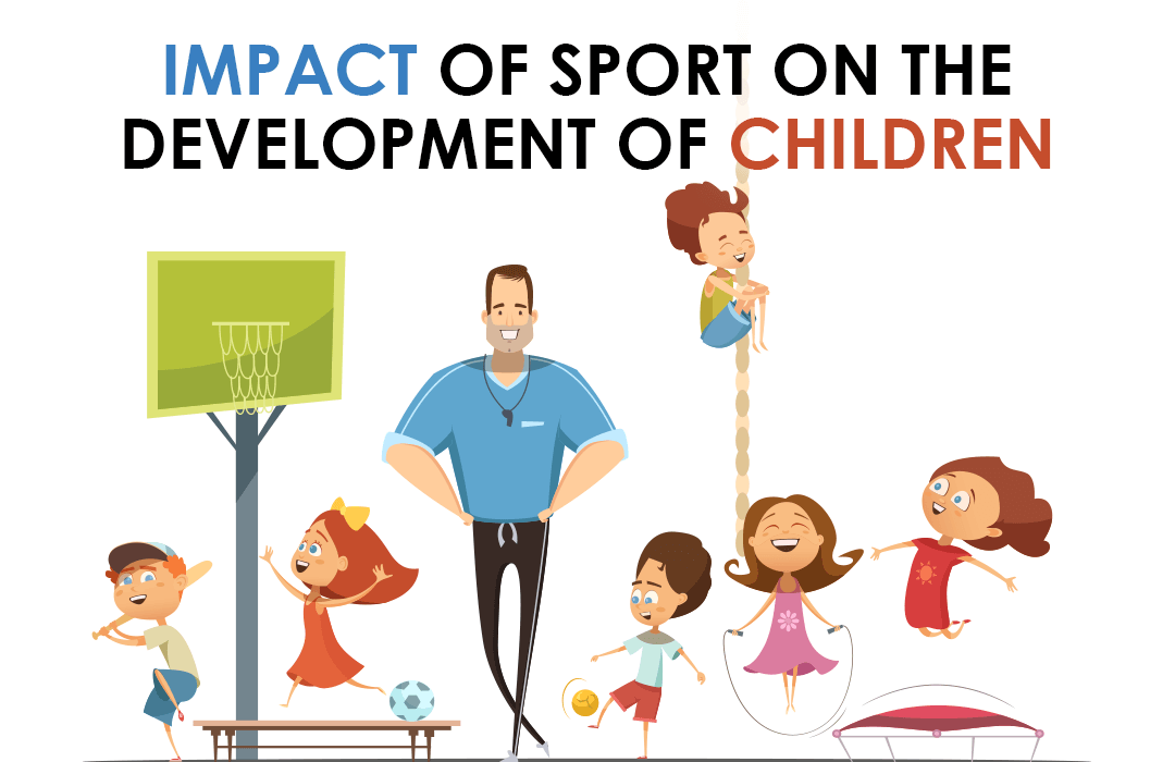 Power of sport on the development of children