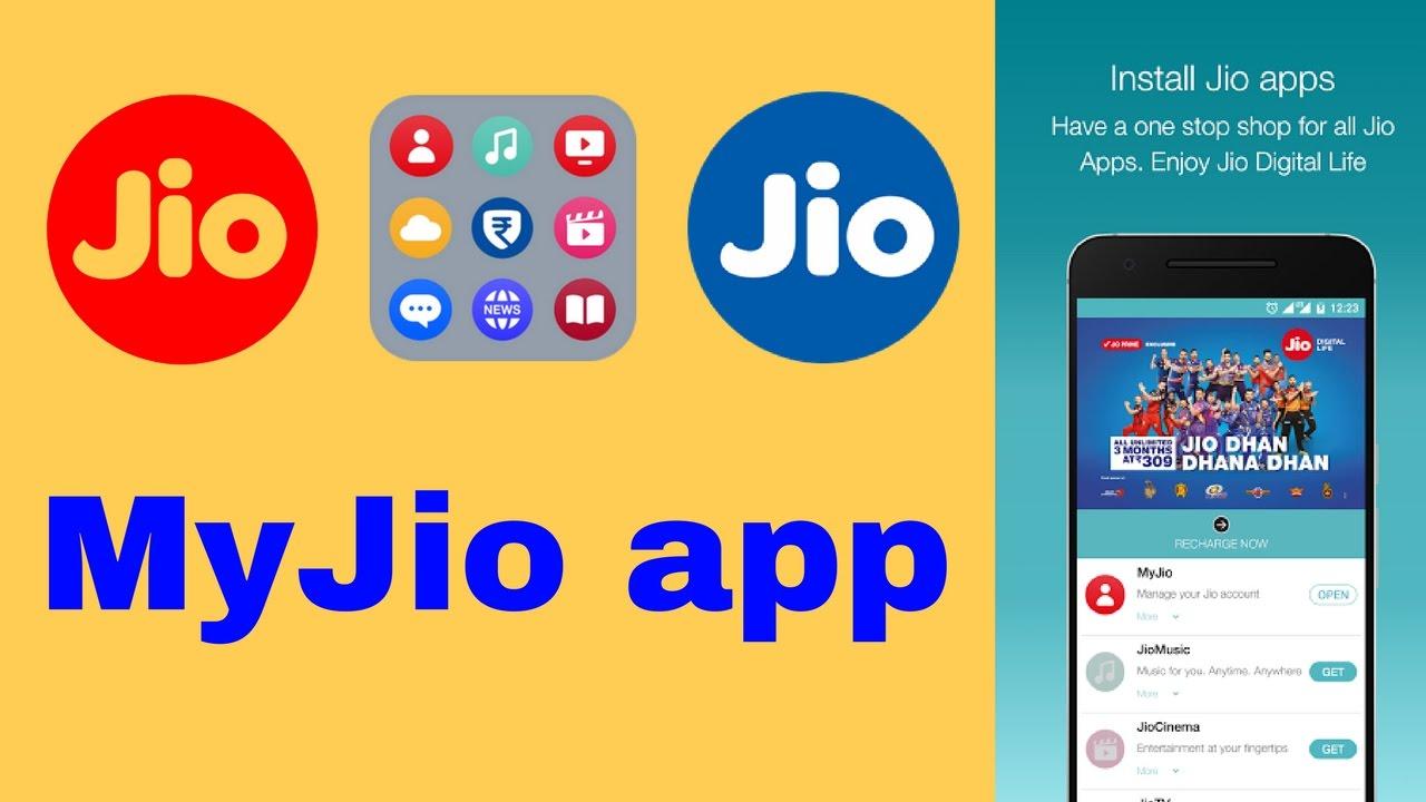 What is myjio app