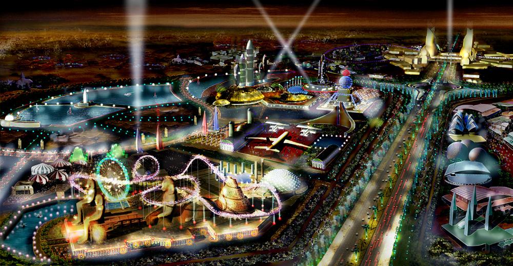 Dubai-The Land of Wonders