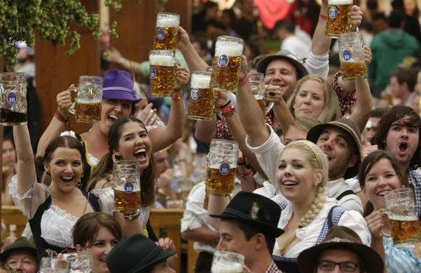 How Will People Enjoy The Festivities of Oktoberfest from All Over the World to Bavaria