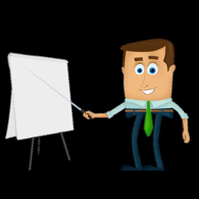 5 Steps Towards Becoming an Effective Presenter