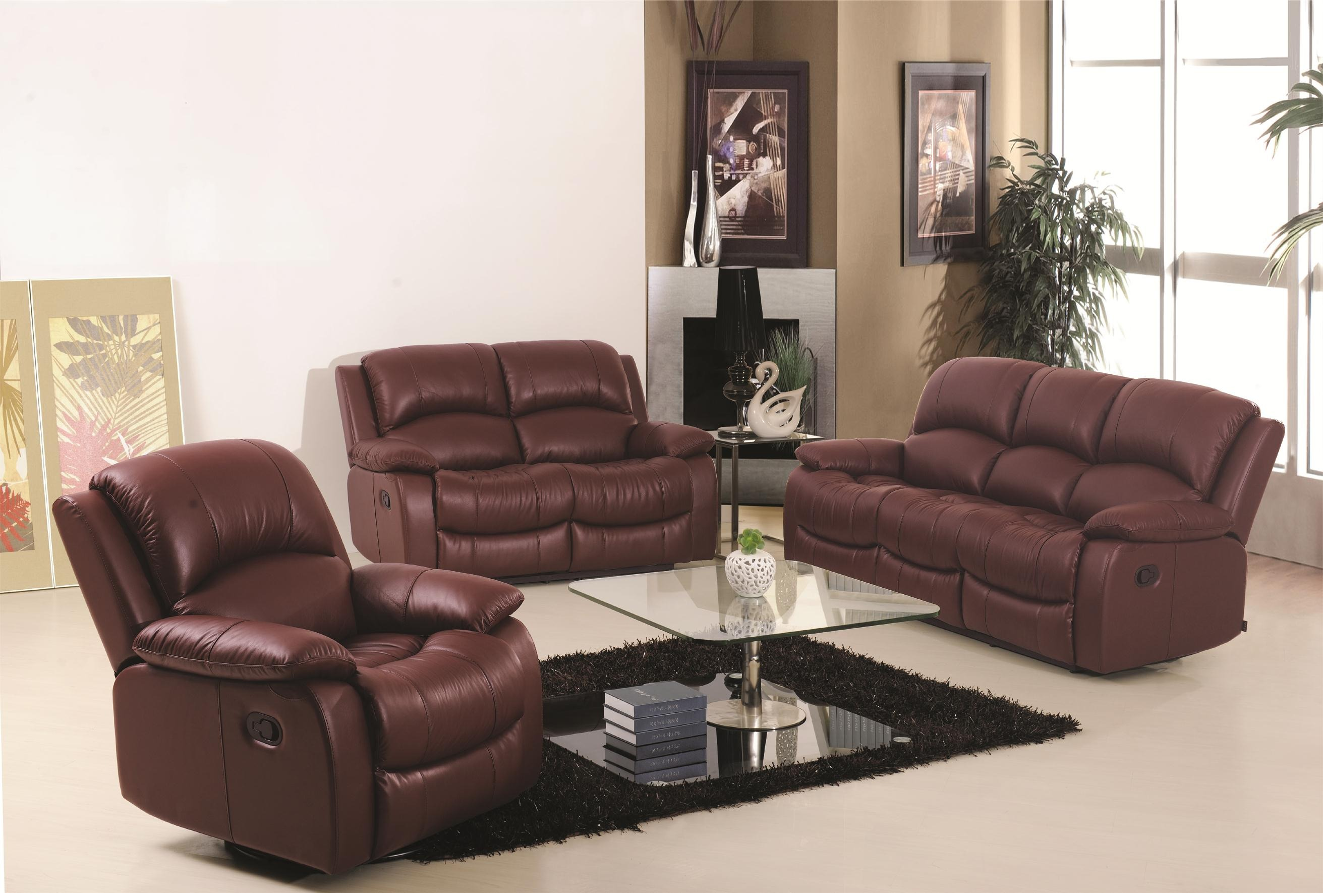 buy leather furniture