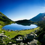 Bansko – high in the mountain