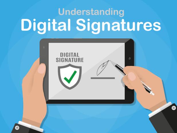 3 styles of Digital Signature
