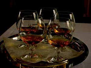 Cognac - What drink goes best with a cigar