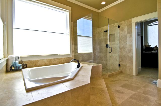 Pretty Bathroom Floor Tile Ideas