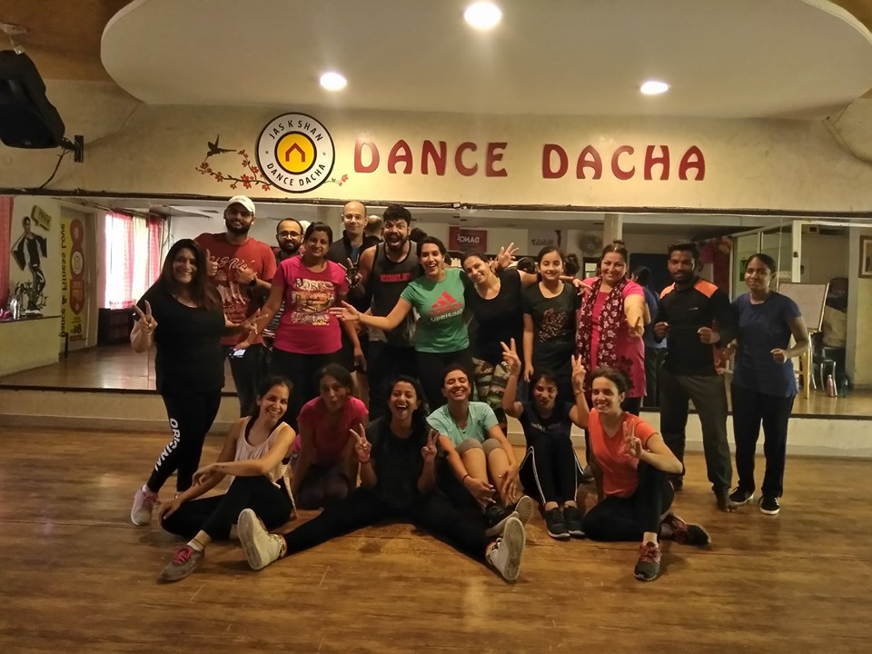 Zumba Classes in Chandigarh
