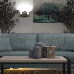 Ways to Bring Out the Appeal of Your Blue Couch Living Room