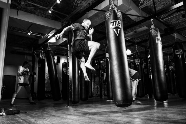 Benefits of Punching Bag