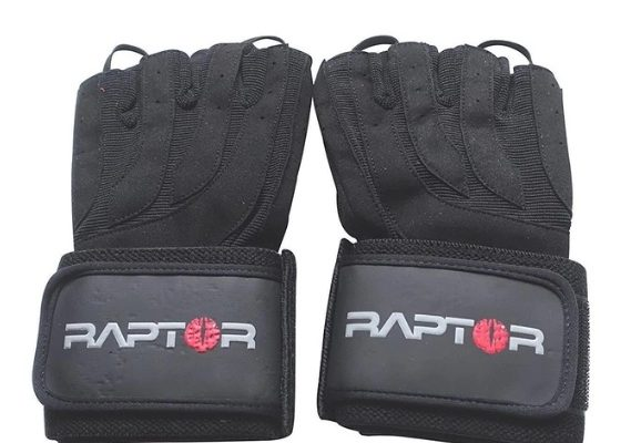 Raptor Weightlifting Gloves