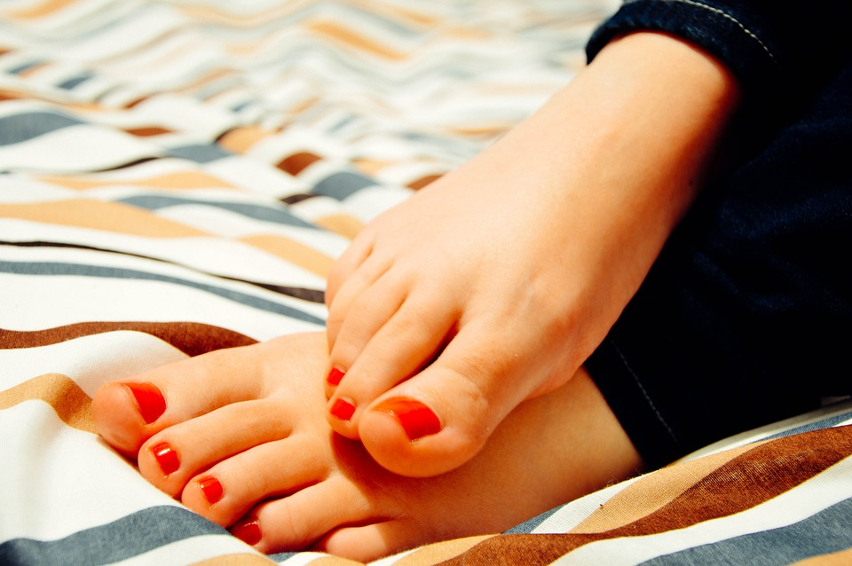 DIY Pedicure at Home