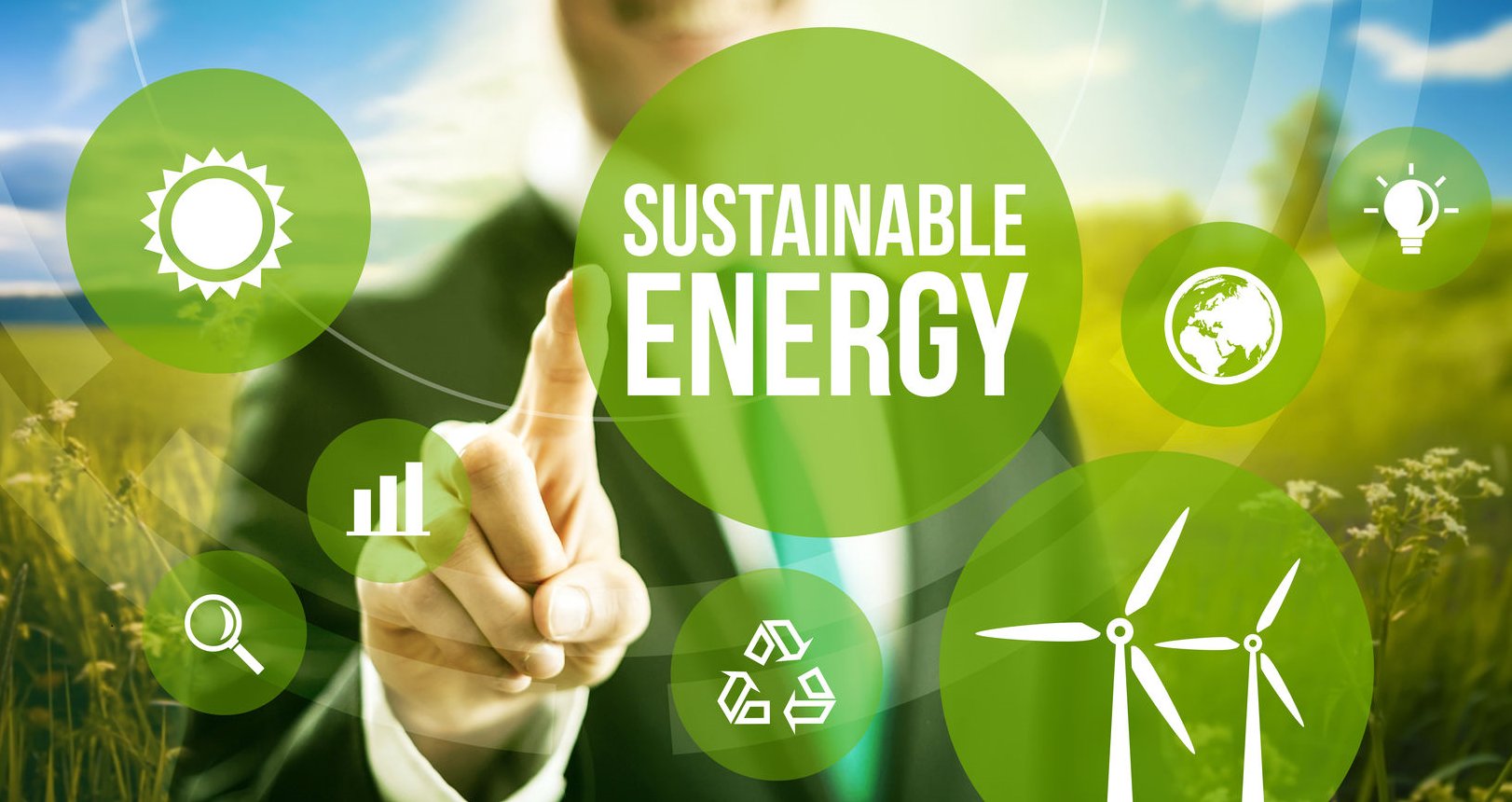 Sources Of Sustainable Energy