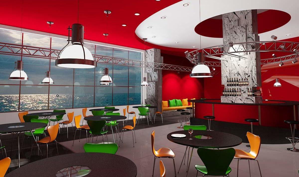 Café Design Ideas