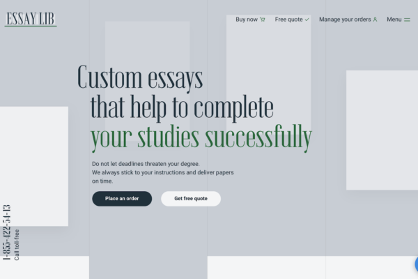 Essay Writing Service for Busy College Students