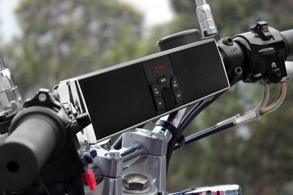 best motorcycle sound system