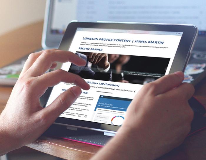 LinkedIn Profiles | The Career Agency