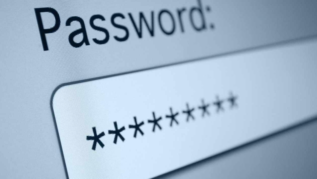 Create a Strong Password