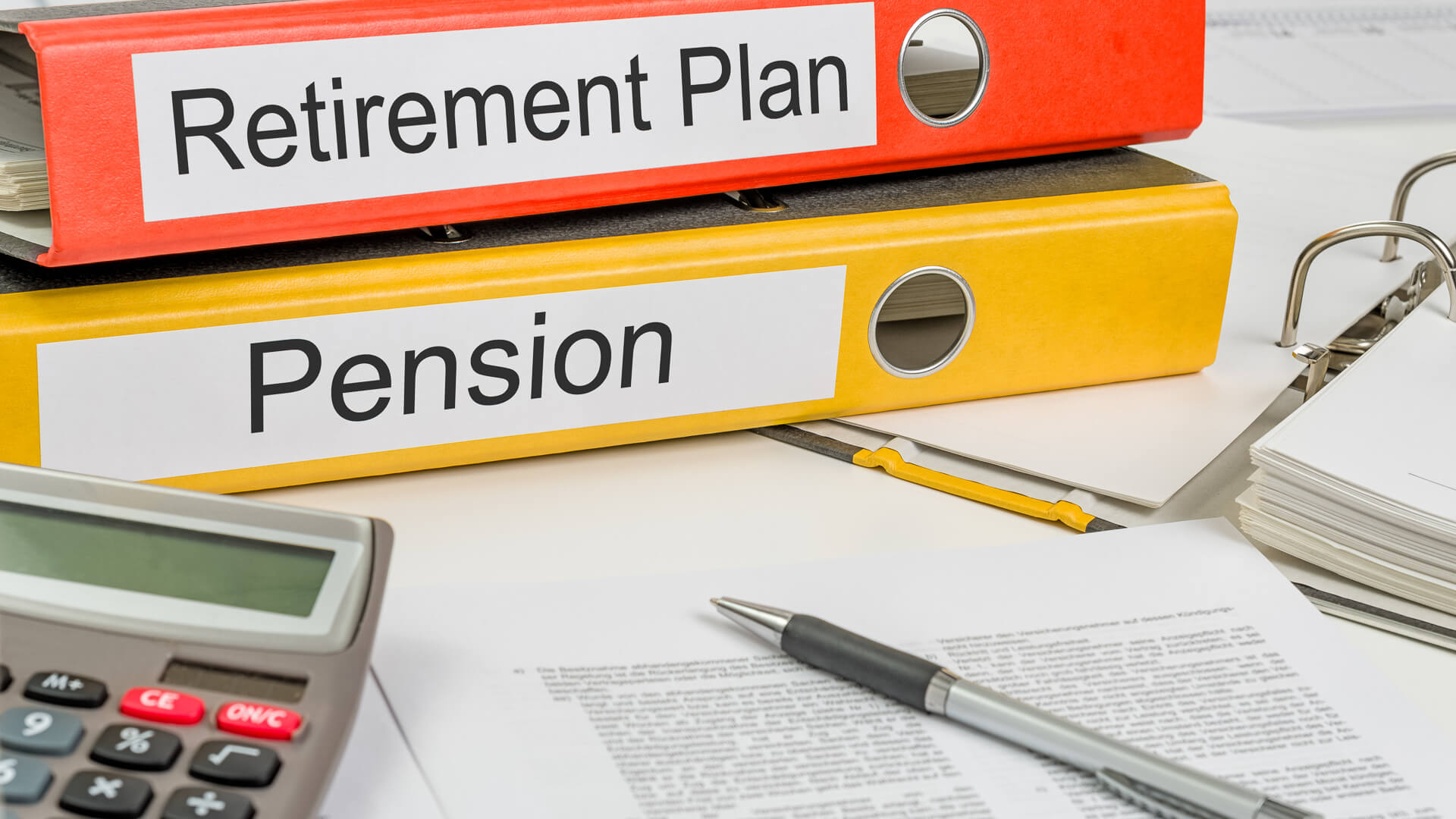 pension and how does it work