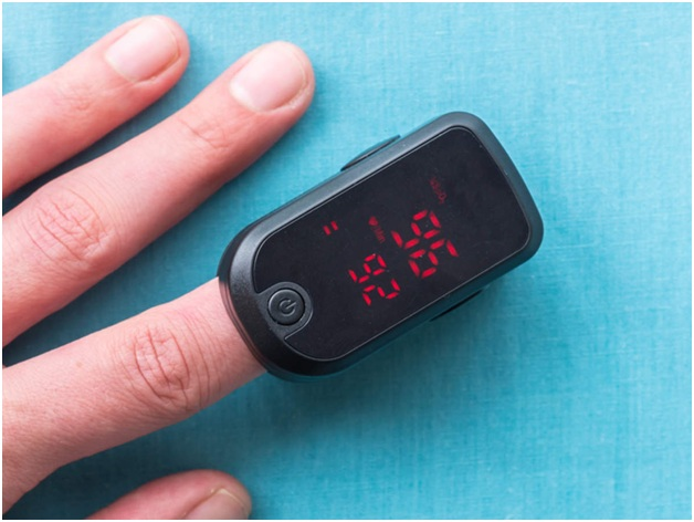 How does The Pulse Oximeter work