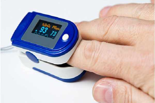 Monitor Your Health with the Pulse Oximeter Technology