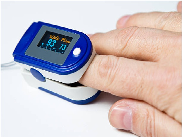 Monitor Health Pulse Oximeter