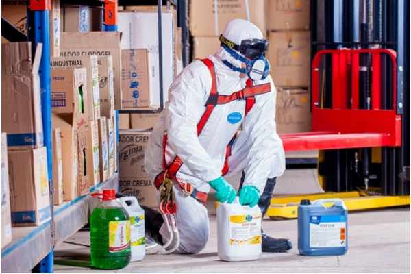 Chemical Spill Cleanup