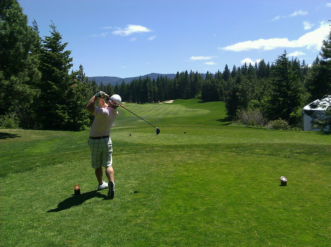 Looking for Golfer's Paradise