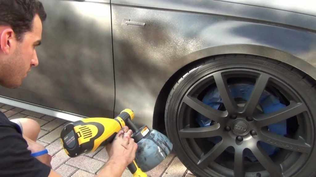 Plasti Dip for car