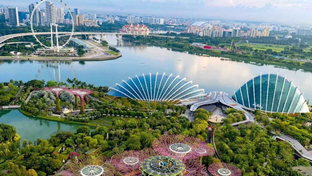Cool Fun Things Singapore