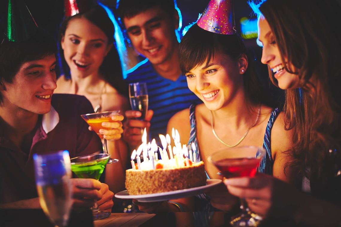 How Plan Adult Birthday