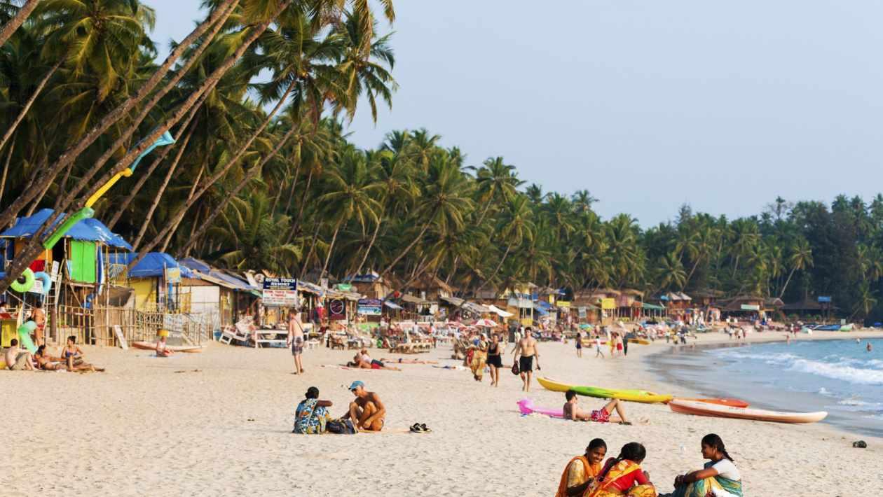 Beaches Of South Goa