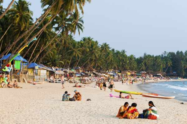 Beaches Of South Goa