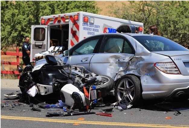 Motorcycle Accident Personal Injury Attorneys