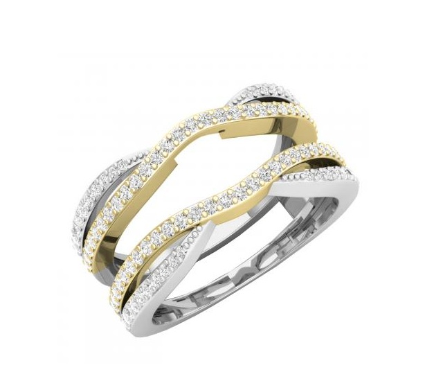 Wedding Diamond Band Style