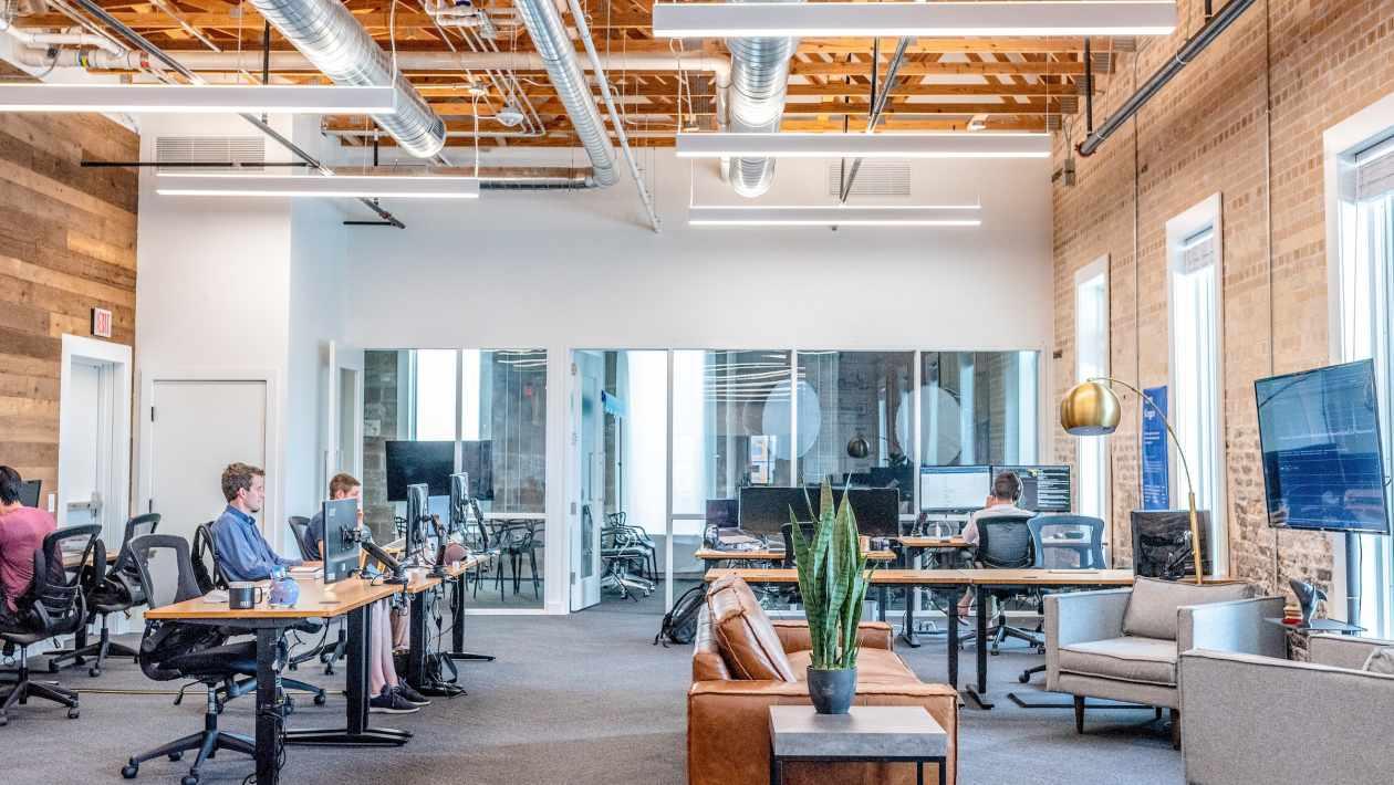 clean workspaces