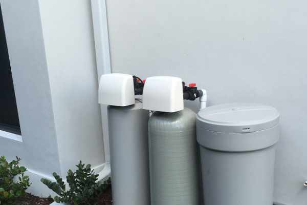 Cost Install Water Softener