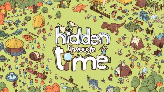 Hidden Through Time games