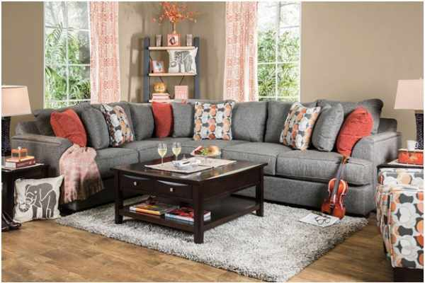Super Selection of Sectional Sofas Saved my Space