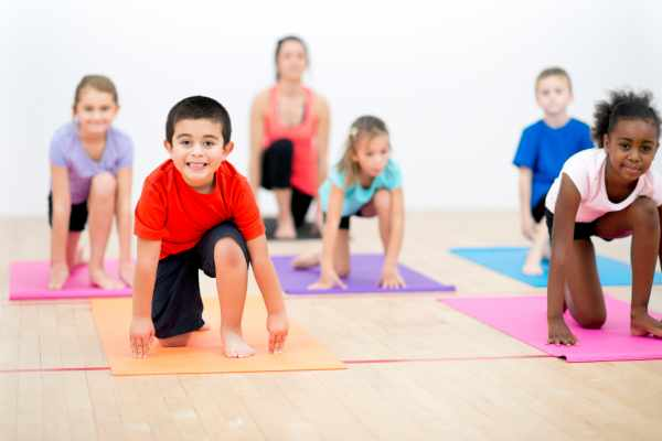 The Main Benefits Of Exercise For Kids